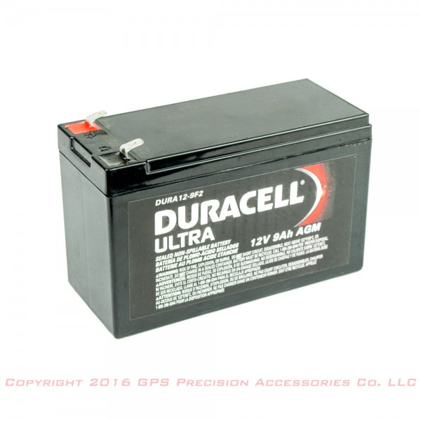 SLA Replacement Battery 9 AH : click to enlarge