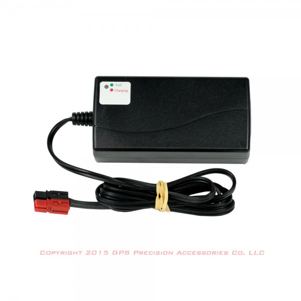 Battery Charger for 1218 and 1235 series GPAC Battery Packs: click to enlarge