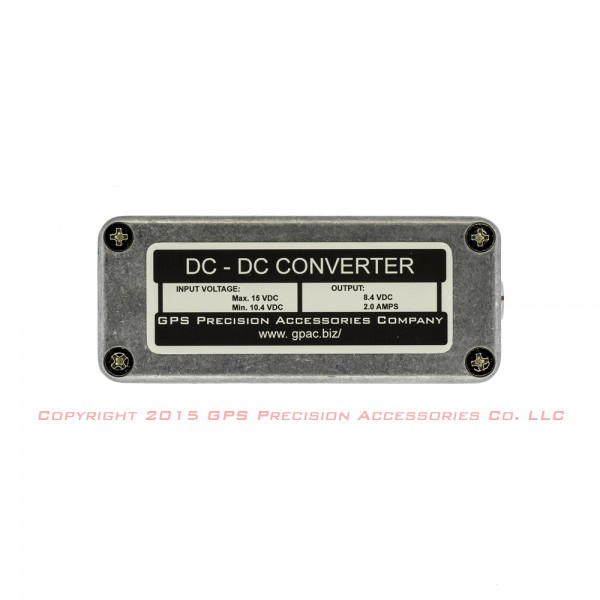 Portable Power Solutions 8.4 Volt DC Converter Module: click to enlarge