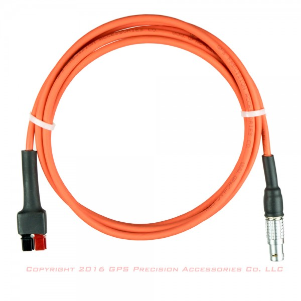 Pacific Crest HPB, PDL, RFM96W, and ADL Base Repeater Battery cable: click to enlarge