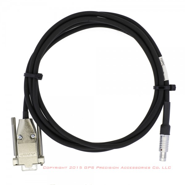 Ashtech Z-Surveyor Data Collector / PC cable: click to enlarge