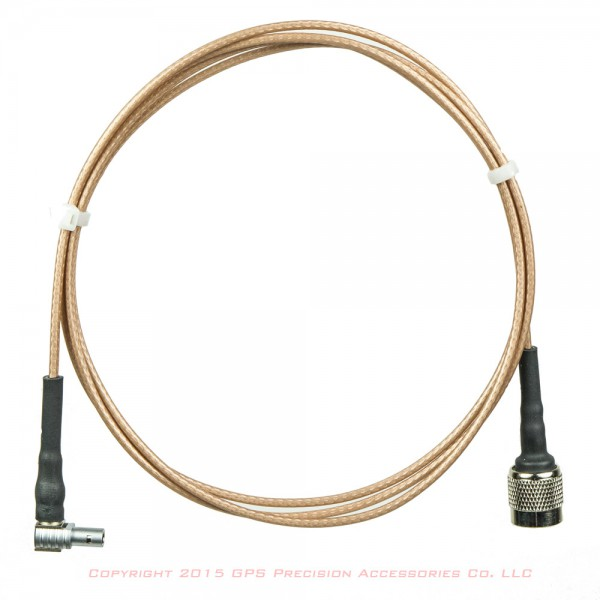 Spectra Precision 702058 ProMark 100 / 120 / 200 /220 GPS Antenna Cable: click to enlarge