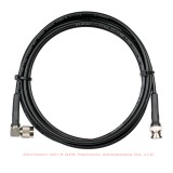 Pacific Crest GPS Antenna Cable BNC to Right Angle TNC
