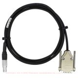 Leica GEV125 639968 2 meter Satel 3AS Data Cable