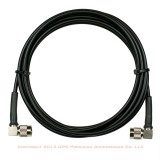 GPS Antenna Cable Right Angle TNC to Right Angle TNC