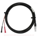 "Trimble 32366 Battery Cable for Trimble ""Cowbell"" battery pack"